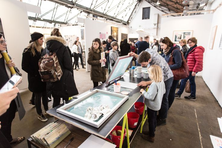 Affordable Art Fair Brussels, 2017 #AAFbrussels #AffordableArtFair #TakeArtHome #art #contemporaryart #artfair #buyart #Brussels #bruxelles #welovebrussels #belgique #visitbelgium #brussels_art