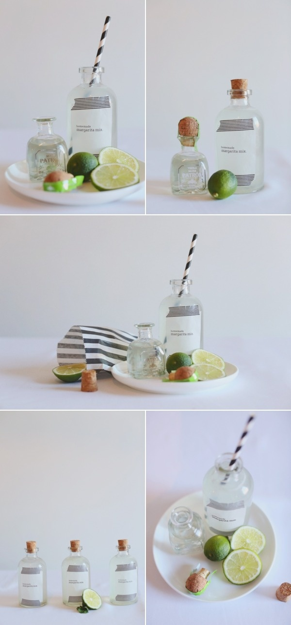Margarita party favors!