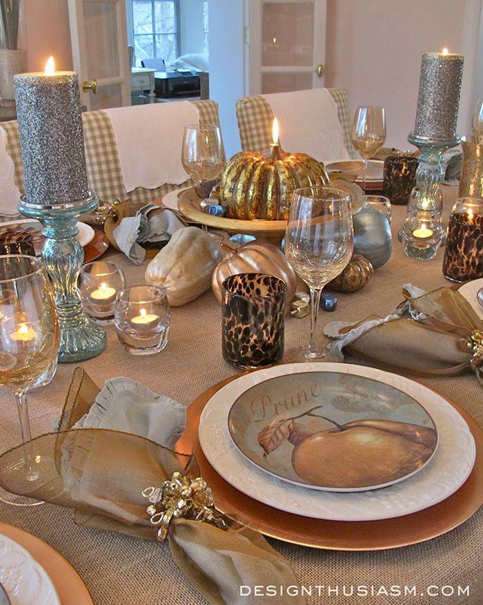 Revisiting a Unique Thanksgiving - DesignThusiasm