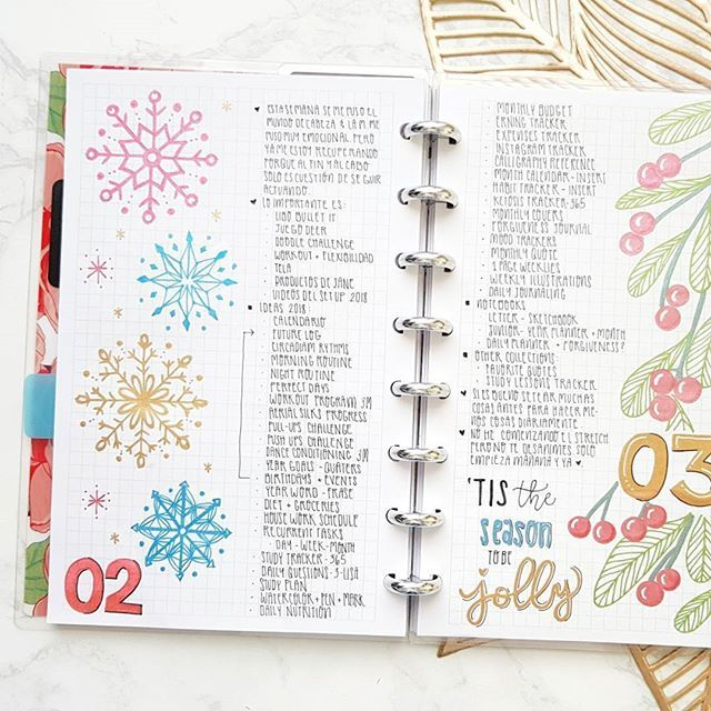 In today's doodle tutorial I'm showing you how to draw simple yet beautiful snowflakes ❄️. If you want to see more tutorial check out  #nicoledoodles . - Also, I'm loving how you guys are incorporating my doodles in your bujos . It motivates me to keep going so I'm really grateful ❤️ #bujo #bulletjournal #bujolove #bulletjournalcommunity #discboundnotebook #discboundplanner #happyplanner #bujoinspire #bujoinspo #doodle #doodles #doodleaday #dailydoodle #sk