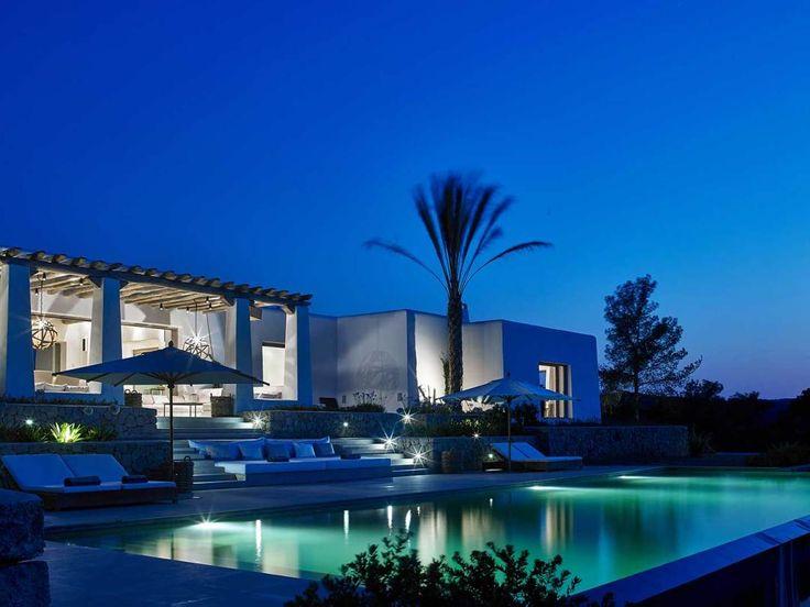 Can Trull, mucho más que arquitectura en Ibiza. #VilleroyBoch #VilleroyBoches #hometour #casas #espacios #blog #1748 #dejateseducir #diseño #estilo #elegancia #inspiración