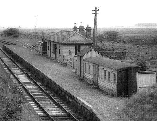 Disused Stations: Long Witton Station