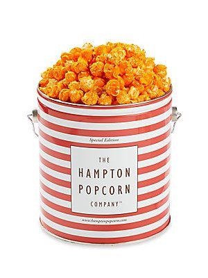The Hampton Popcorn Company Bacon Cheddar Cheese Popcorn === Saks Fifth Avenue $17.60