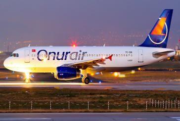 Onur Air Almanyadaki dördüncü uçuş noktası olan Berline olan uçuşlarına 8 Mayısta başlıyor.