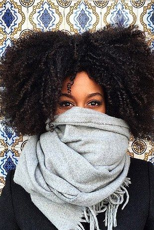 Claire Most | 12 comptes Instagram à suivre pour admirer de beaux cheveux crépus