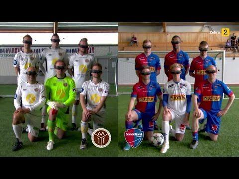 【爆笑】プロのサッカー選手にヘッドギアを装着、見下ろし視点で試合してもらったら動きがゾンビwwwwwwww : ユルクヤル、外国人から見た世界