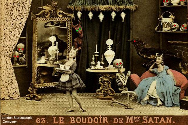 Diableries, Stereoscopic Adventures in Hell - Google Search