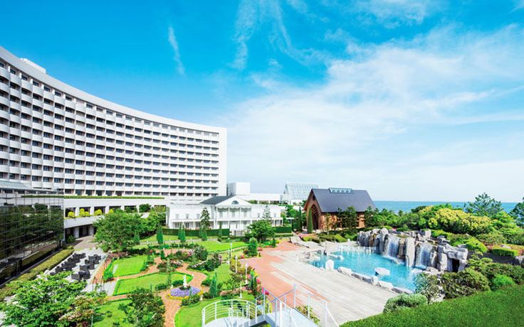 Search hotels at Disneyland, Tokyo