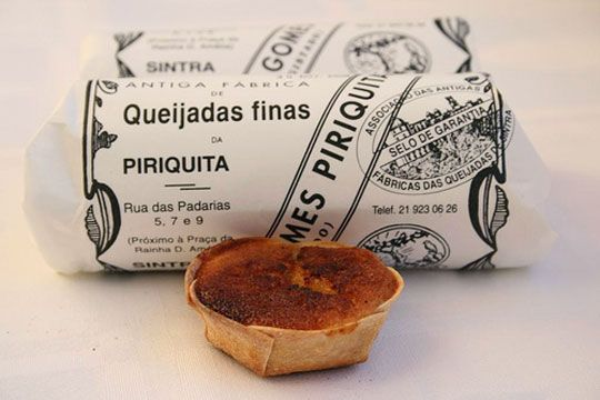 """Queijadas de Sintra"" - traditional sweet of Sintra #Portugal #travel #Sintra"