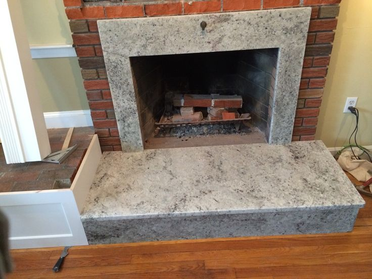 Granite fireplace and Mantles