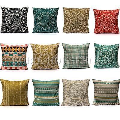 Oltre 25 fantastiche idee su fodere per cuscini su - Fodere cuscini divano ...