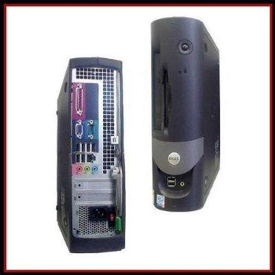Dell GX280 Desktop Computer 3.0GHz 800FSB 1MB CPU Cache 1GB DDR2 High Performance Memory AGP Video Super Fast 160GB SATA Hard Drive DVDRWCDRW Write DVDS And CDs For DataMusic Play DVD Movies Intregrated NicAudio XP Professional -    Regular Price:  S
