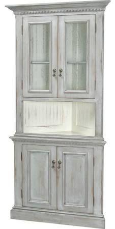 new corner cupboard for sale - Google Search