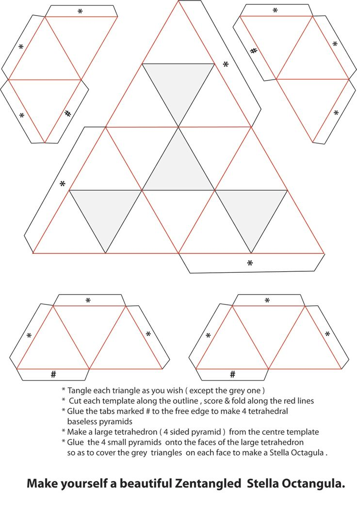 """With Christmas fast approaching , I thought of making a nice """"Zentangled 3D Christmas Star Ornament """" to give away to my christian friends..."""