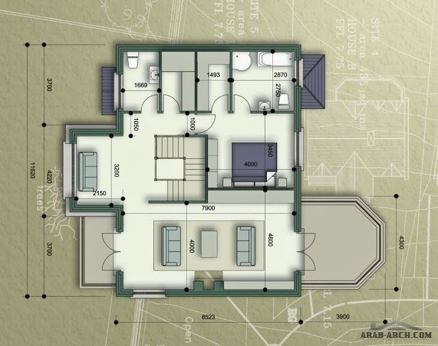 Two Story Small House Plans House Plans Small House Plans Fantasy House