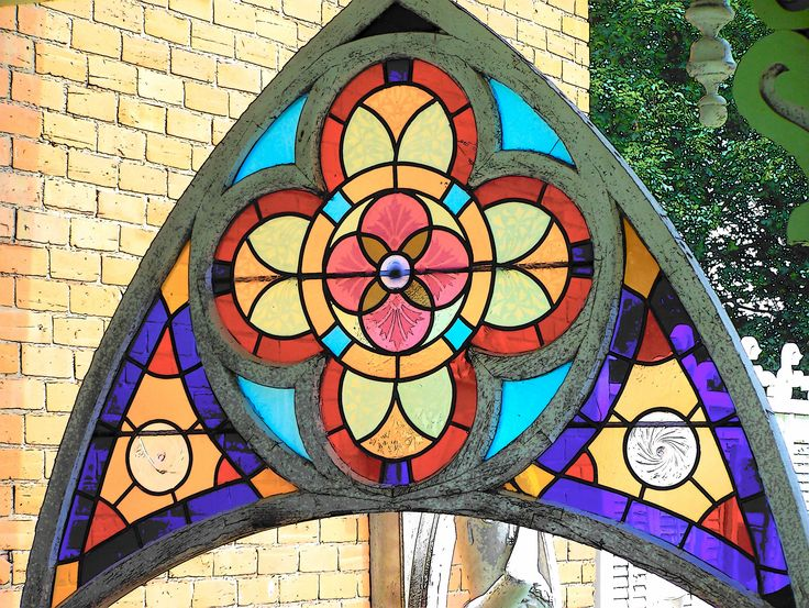 Fun With Stained Glass