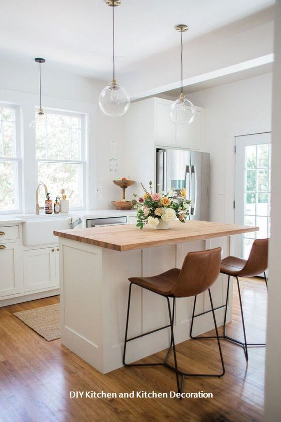 DIY Guide For Making A Kitchen Island 1 in 2018 Kitchen DIY Decor