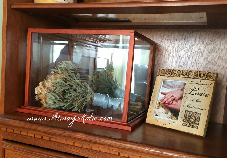 A Little Bit of Everything | Display case, Bridal bouquets and ...
