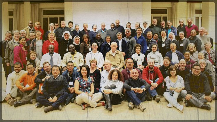 Participants of the Vincentian Family Leaders Meting – Rome 2016