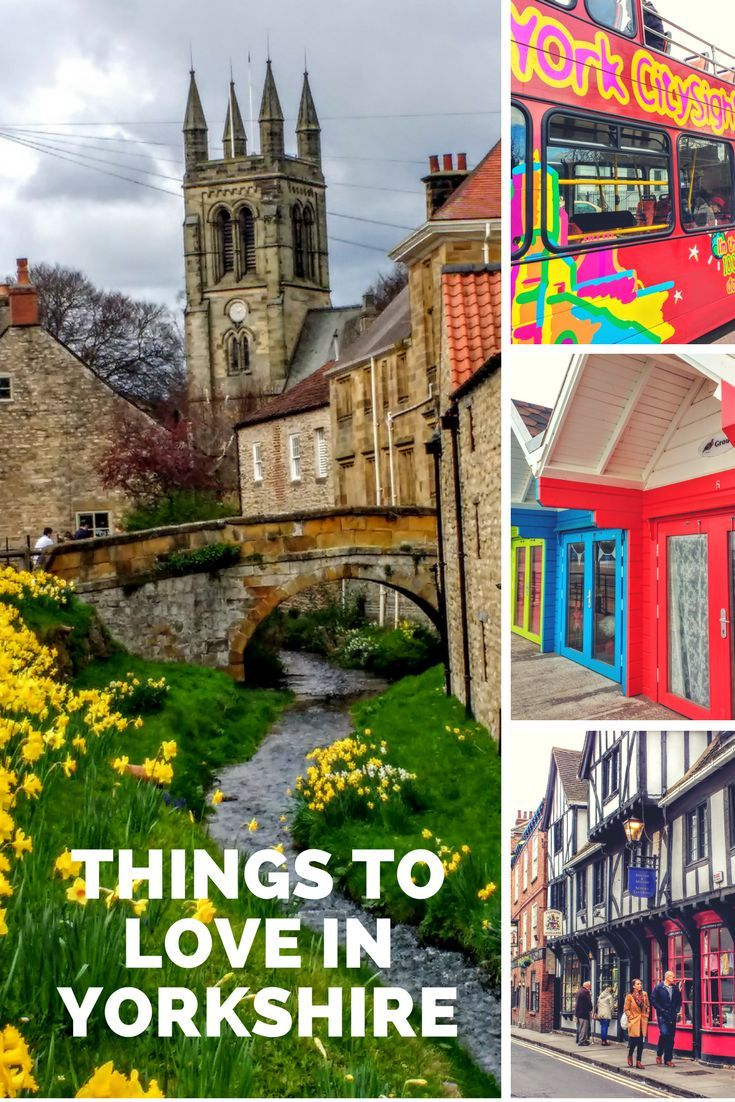 Yorkshire has it all. Ancient history from the Romans to the Vikings and the War of the Roses this county is redolent of British history.
