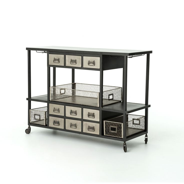Industrial Cart Coffee Table Australia: 17 Best Ideas About Industrial Bars On Pinterest