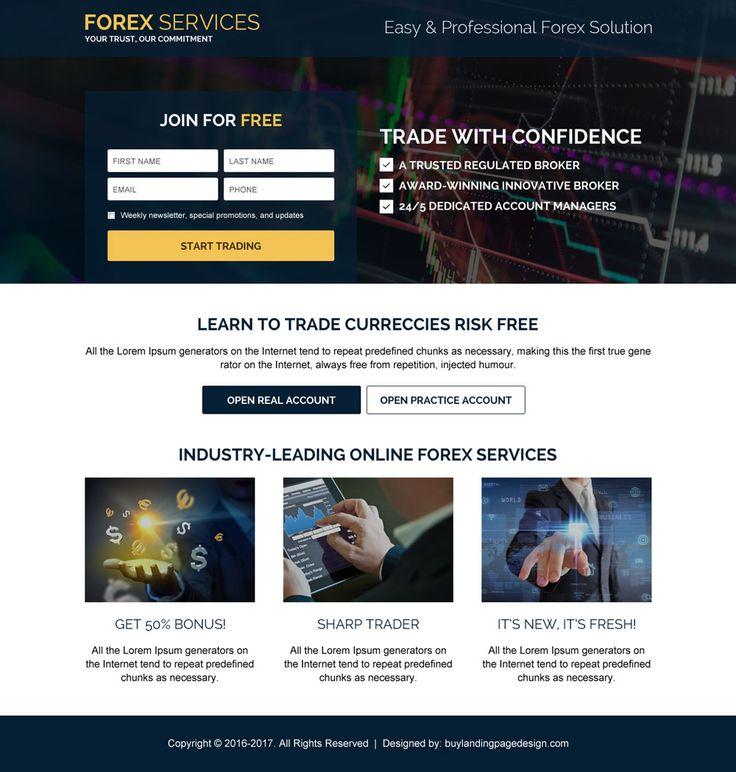 Forex trader sign up