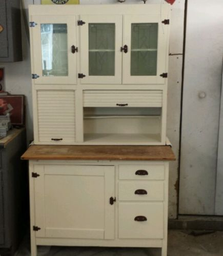 478 best Hoosier Cabinets images on Pinterest | Hoosier cabinet ...