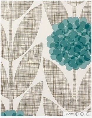 Teal and grey...with a splash of red or an olive green color. Great for bedrooms and living rooms