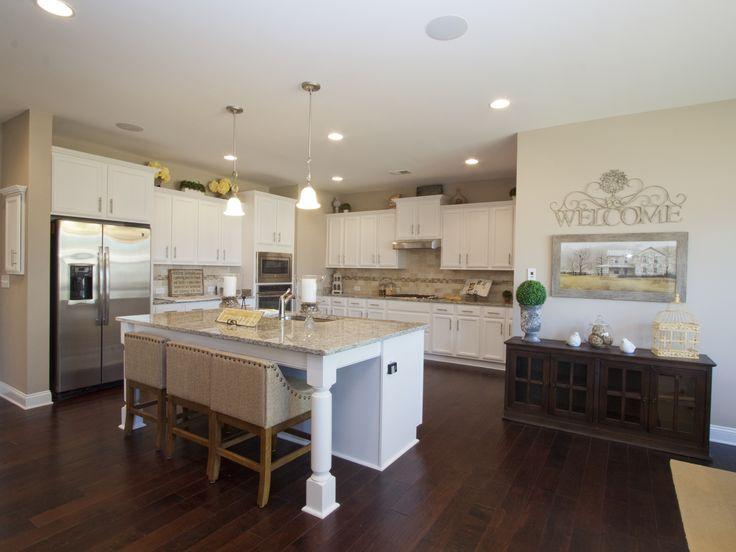 27 best kitchen inspiration images on pinterest | model homes
