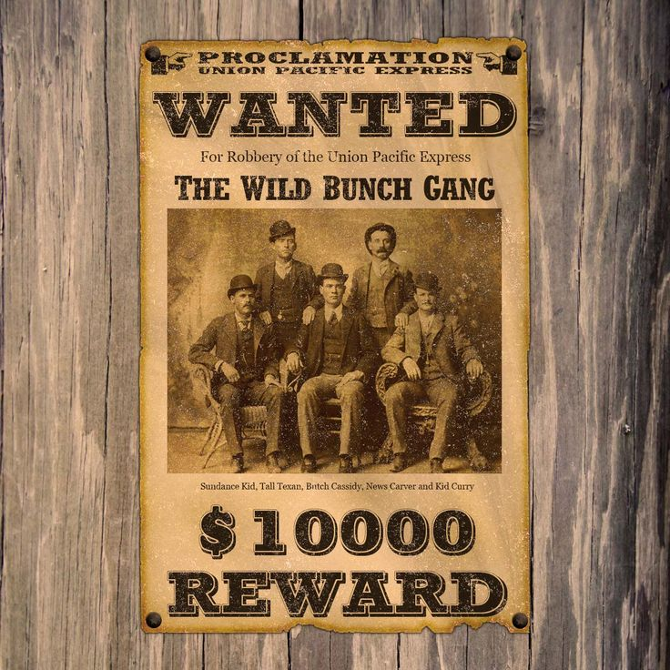 7 best Old West Wanted Posters images on Pinterest History - most wanted poster templates