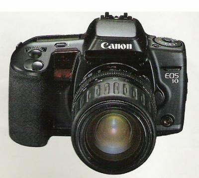 N°8: L'EOS 10 a été commercialisé en Mars 1990.