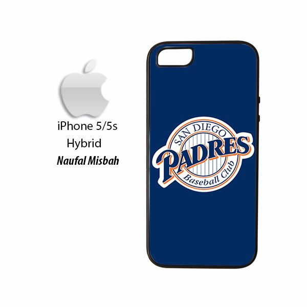 San Diego Padres iPhone 5/5s HYBRID Case Cover