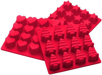 Festive & Fun Silicone Candy Molds