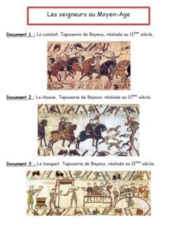 Delfynus - Une maitresse qui vous veut du bien: Les chevaliers du Moyen-Age