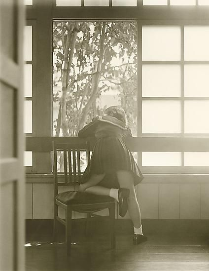 Hisaji Hara - After Balthus series