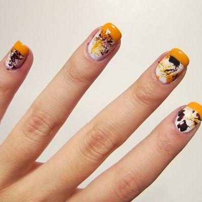 Nail Art Diseño artístico Nail Art