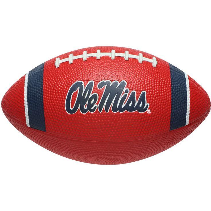 Ole Miss Rebels Nike Mini Rubber Football