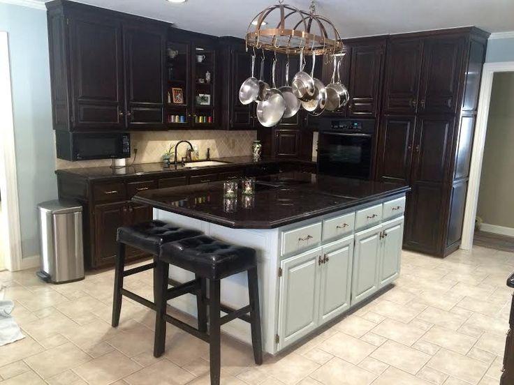 Kitchen Cabinet Refinishing Tulsa Ok