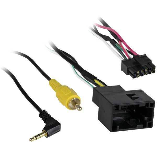 """AXXESS AX-FDSYNC-SWC Harness for 2015 & Up Ford(R) Transit with 4.2"""" Display Screen"""