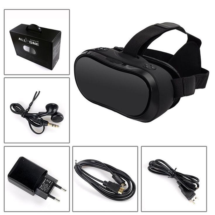 Все в Одном VR Гарнитура 3D Movie Game Очки Виртуальной Реальности 360 Просмотра Захватывающий Поддержка Wi-Fi Bluetooth.VR 3D очки для порно в виртуальной реальности. Бесплатное порно виртуальной реальности.Скидки  на 3D VR очки виртуальной реальности. Смотреть бесплатное порно видео виртуальной реальности. Очки виртуальной реальности на смартфонов, ноутбуков, ПК. Чем отличается VR шлем от 3D очков?3D VR очки своими руками.