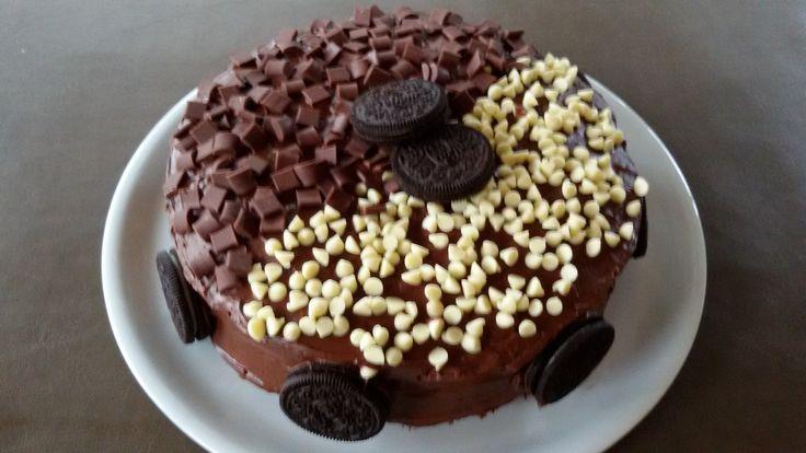 gâteaux damier oréo