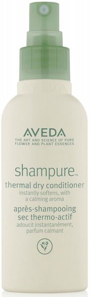 """Aveda Shampure Thermal Dry Conditioner is great for """"second day hair""""!"""