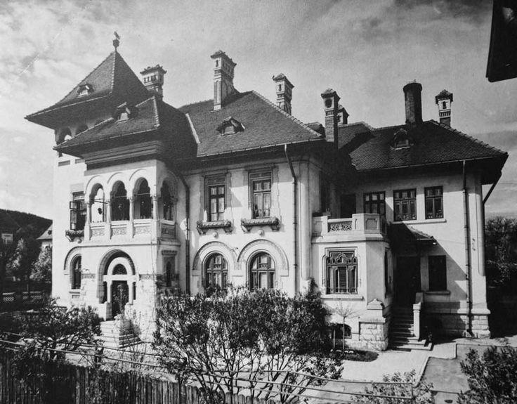 Vila Iancu Anastase, arh. Dimitrie Ionescu-Berechet în Câmpulung | Arhitectura 1906