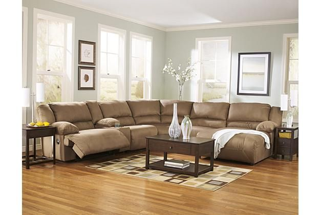 Best Tan Leather Sectional Recliner Couch Chaise Lounge And 400 x 300