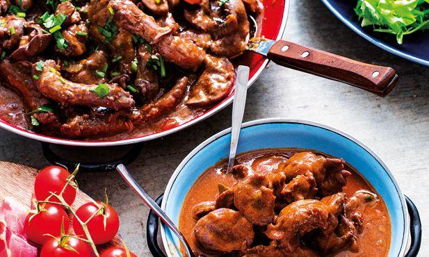 Pipis e moelas é uma receita típica portuguesa, fácil de fazer e um dos melhores…