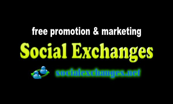 Free social promotion and marketing: http://socialexchanges.net