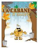 Programmation sur le thème de la cabane à sucre avec des activités éducatives; jeux, bricolages, coloriages, histoires, comptines, chansons, fiches d'activités imprimables.