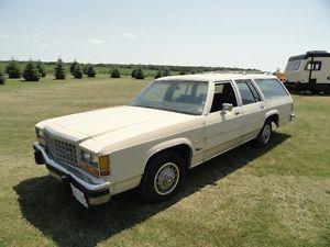 1985 Ford Crown Victoria Wagon Ltd
