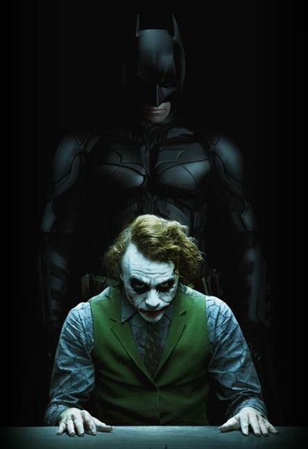 The Joker. Gran Actor