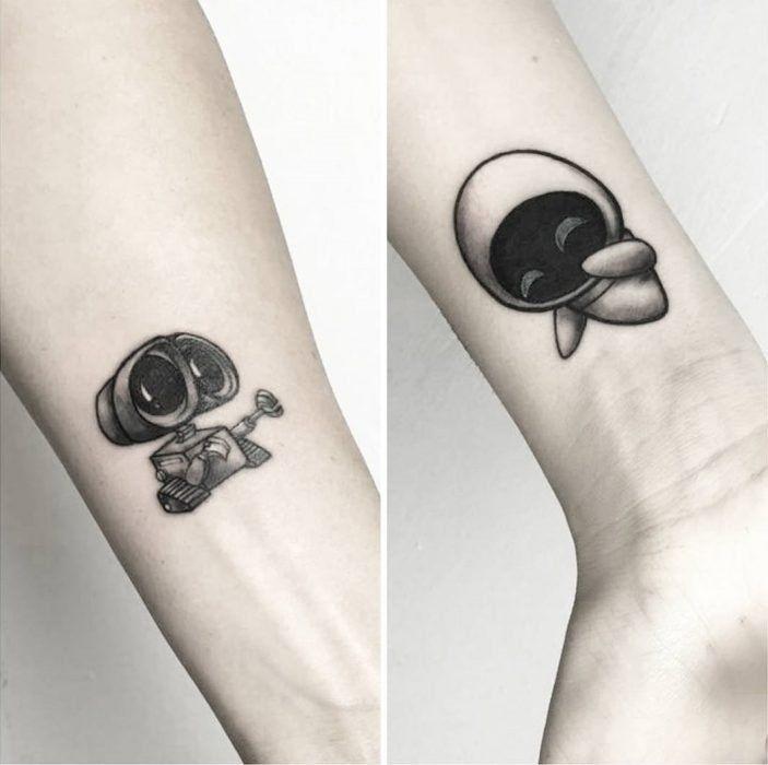 30 Pequenos Tatuajes Que Son Perfectos Para Ilustrar El Amor Entre